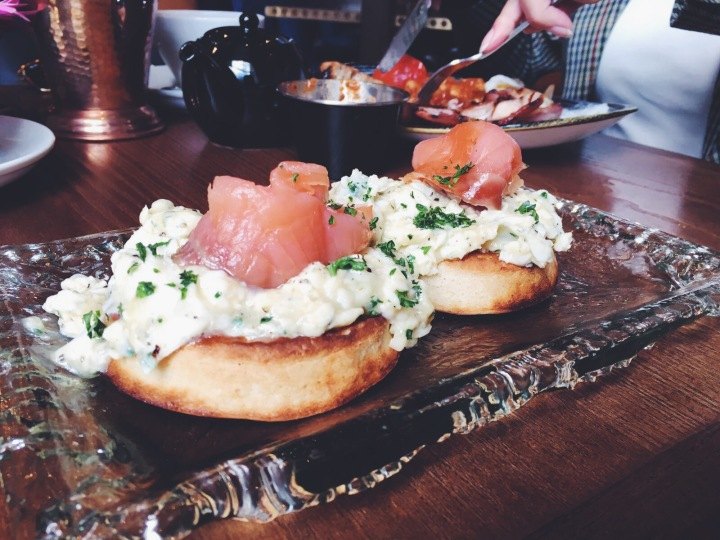 Badger & Co Salmon Crumpet Cup of T.jpg