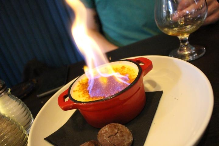 Cadiz Edinburgh Creme Caramel Talor Gilchrist