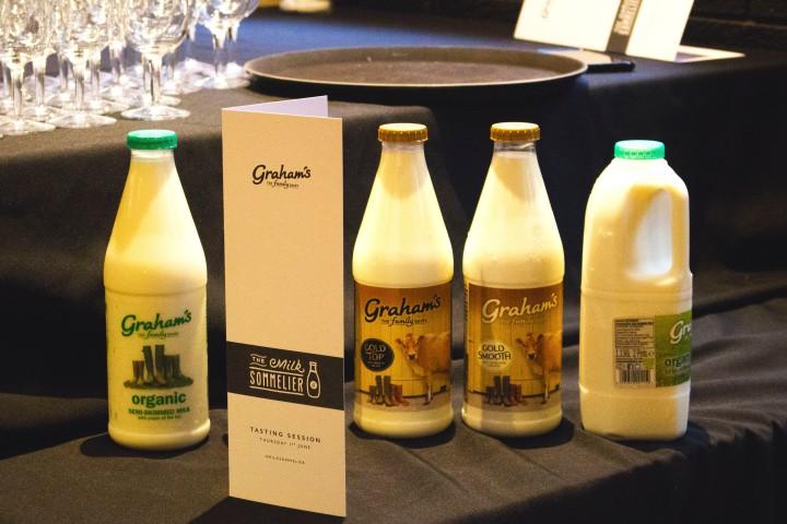 Grahams Dairy Milk