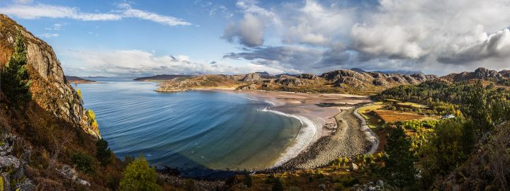 Gruinard_Bay_Panorama_-_October_15th_2012